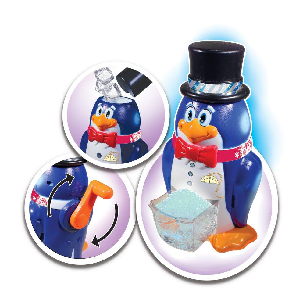 WIKY Tvorba ledové tříště - tučňák, Wiky, W282429