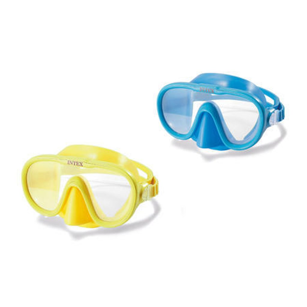 Brýle potápěčské SCAN, INTEX, 155916