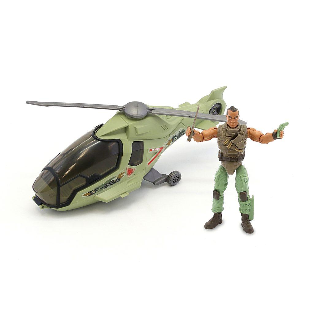 The Corps Voják s helikoptérou/stíhačkou/tankem, The Corps, W001310