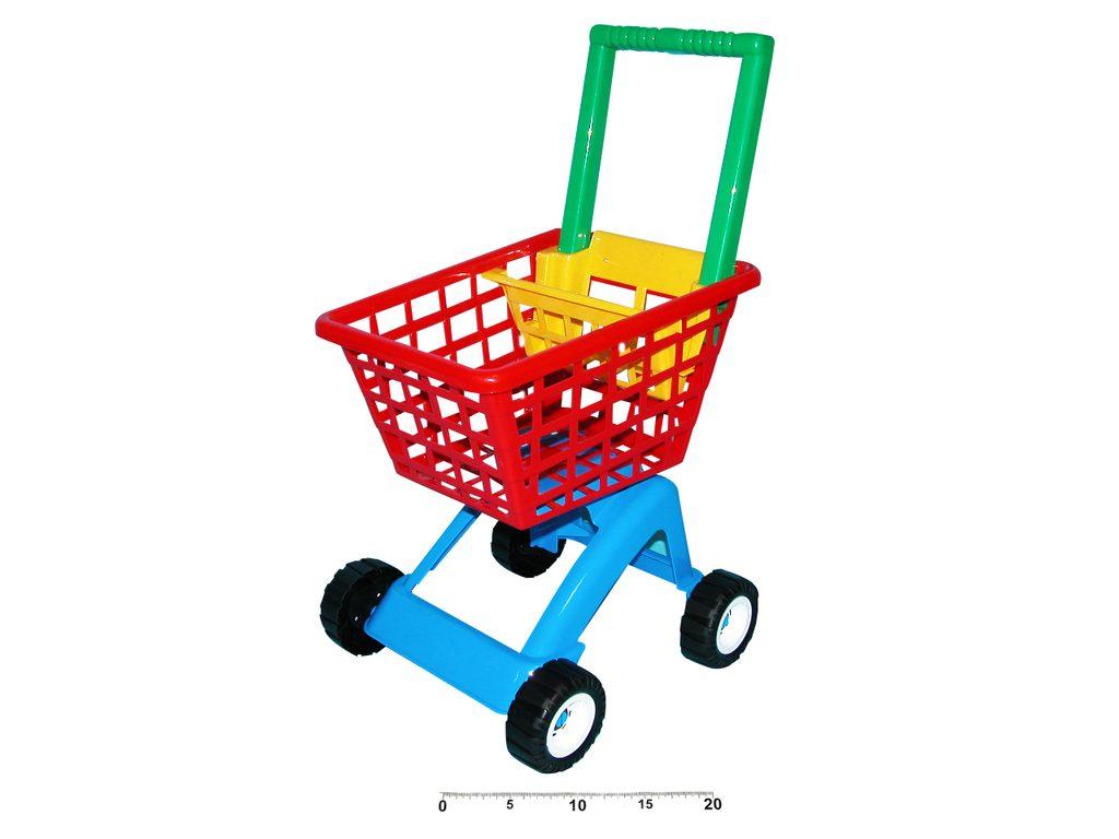 Nákupní vozík, Wiky, W128010