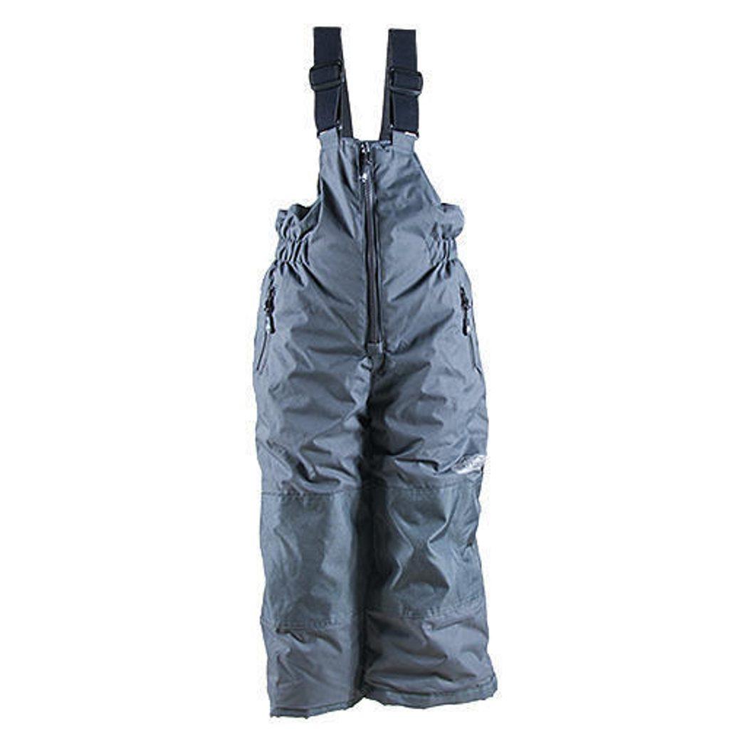 kalhoty lyžařské zimní chlapecké, Pidilidi, PD1055-09, šedá - 122