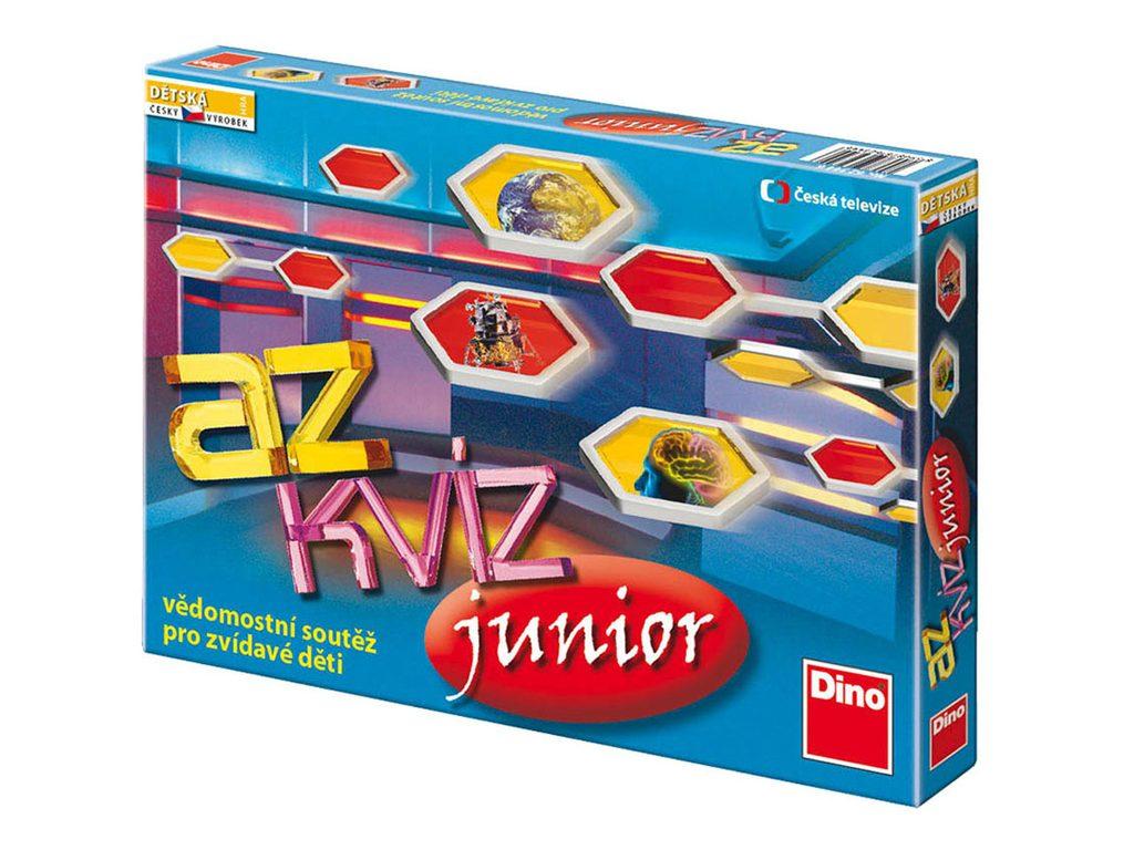Hra Az kvíz junior, Dino Hry, W562344