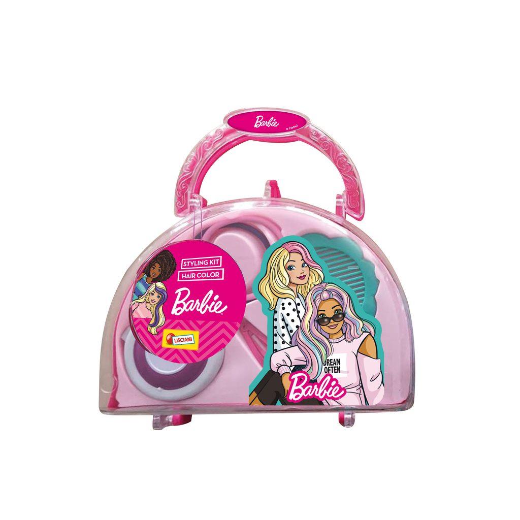 Lisciani vlasový set Barbie, Lisciani, W009359