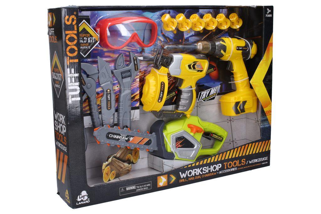 Sada elektrického nářadí, Tuff Tools, W007485