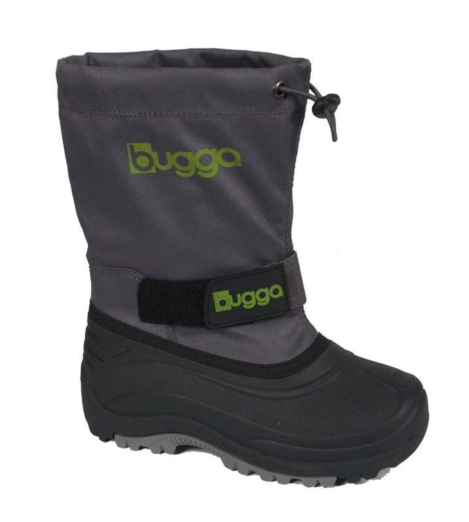 sněhule dětská KMK, Bugga, B041, šedá - 26