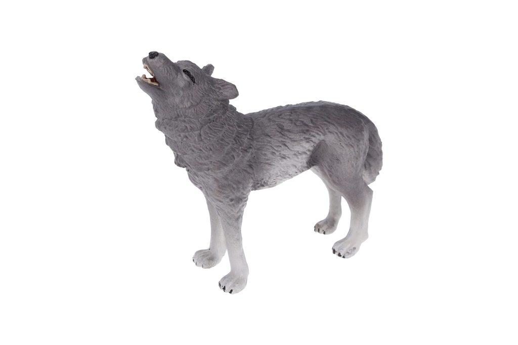 A - Figurka Vlk 7 cm, Atlas, W101931