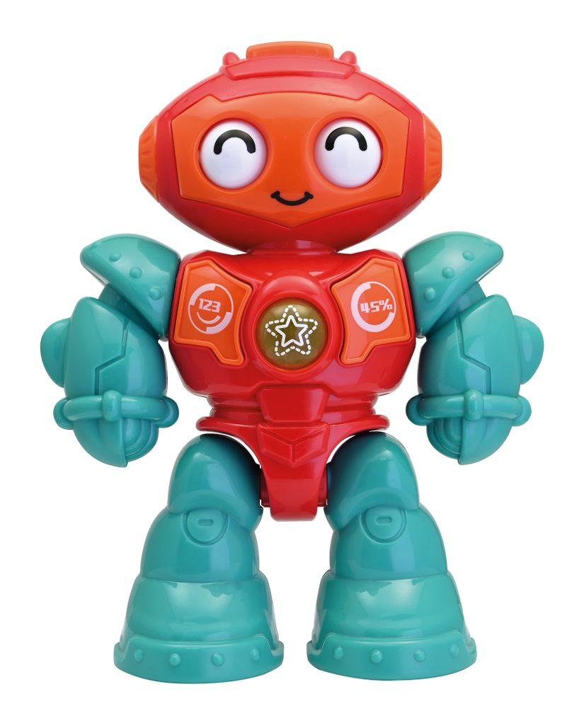 Interaktivní robot s efekty, Infunbebe, W007406