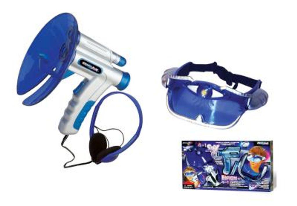 Brýle a odposlouchávač SPY, Master of Spy, W007539