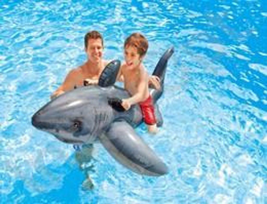 Žralok 173 cm, INTEX, 157525