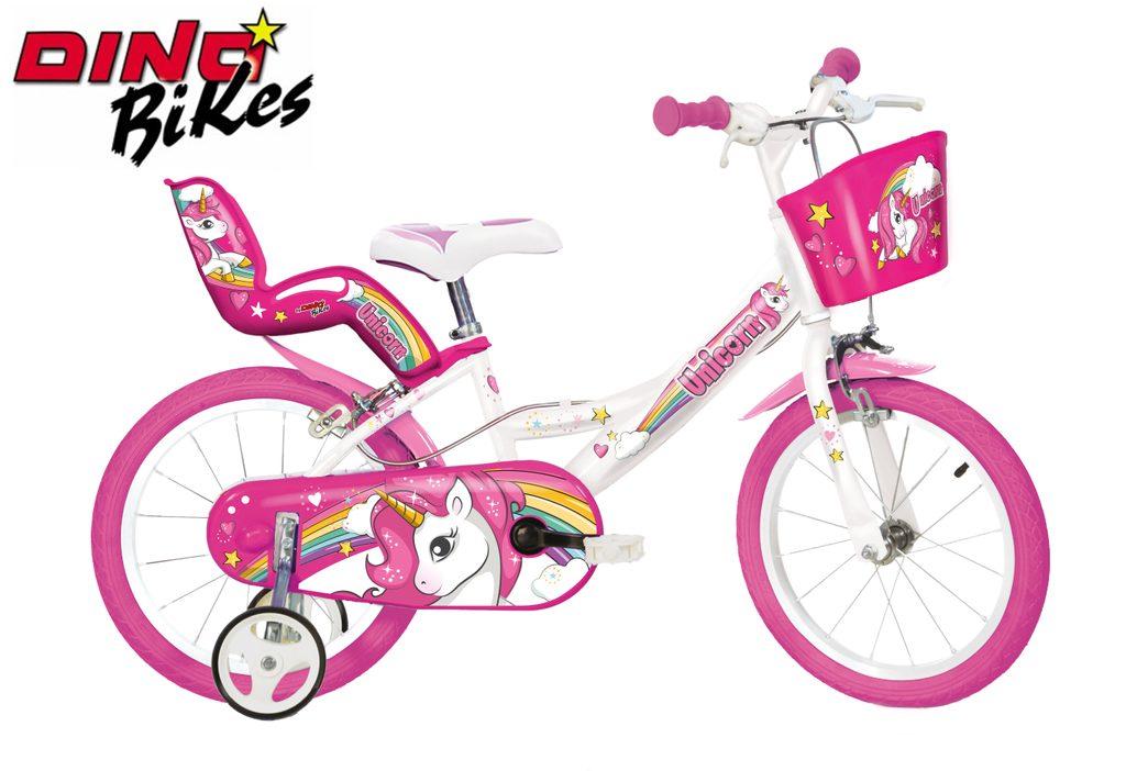 Dětské kolo Jednorožec, Dino Bikes, W015278