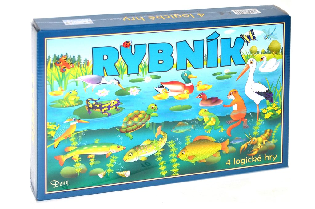 Rybník - společenská hra, Wiky, W209068