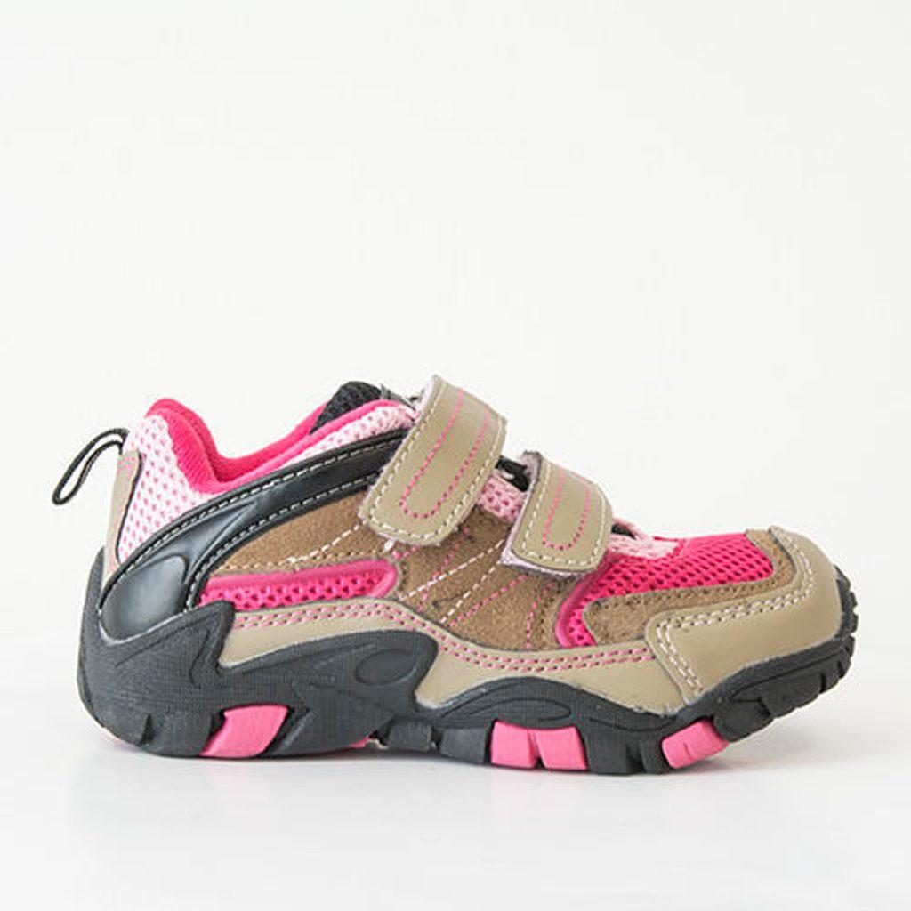 obuv sportovní dívčí, Bugga, B047, růžová - 35