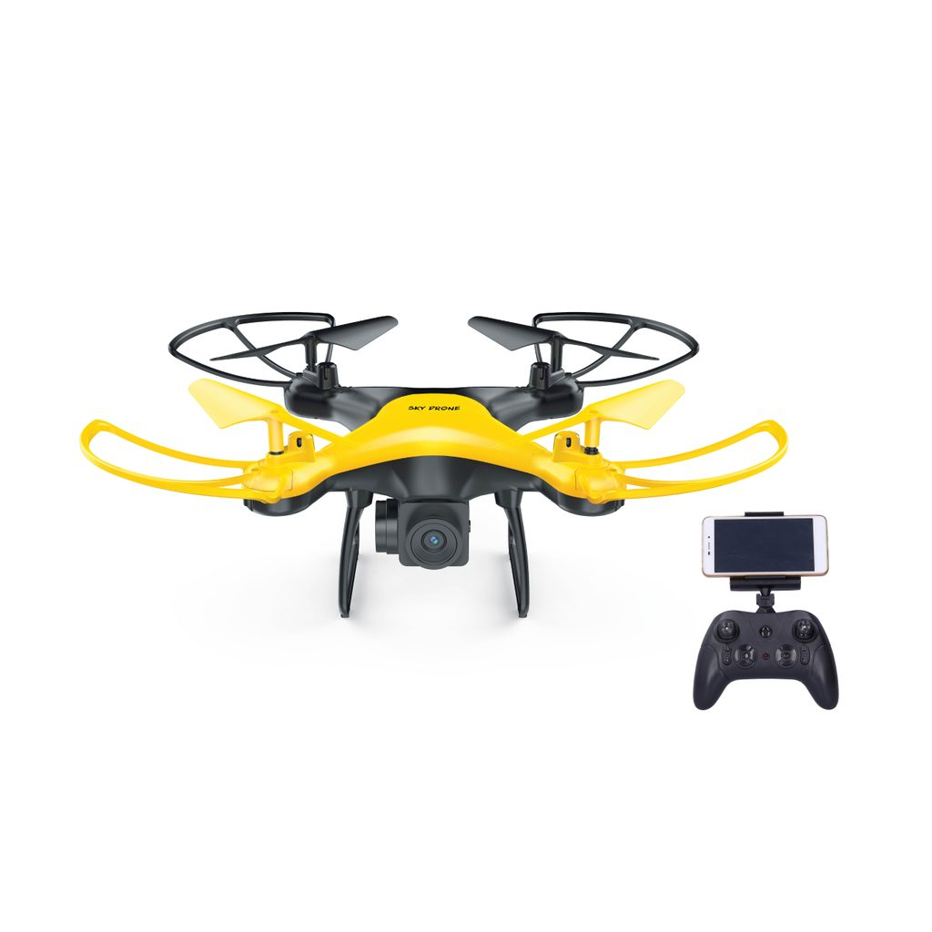 Dron s WIFI HD kamerou 27x27x11 cm, Wiky, W000091