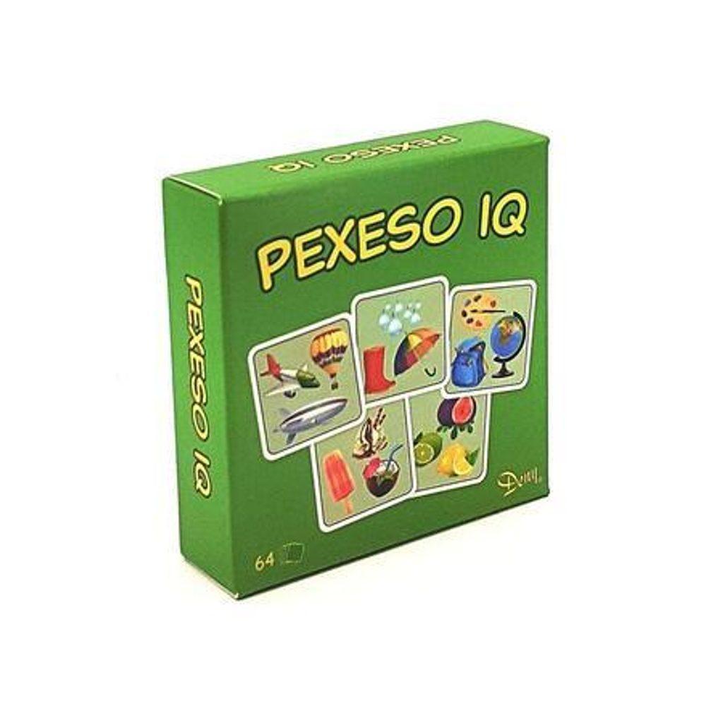 Pexeso IQ, Hydrodata, W010212
