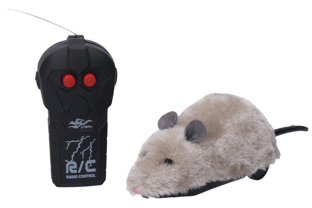 Myš na dálkové ovládání 23 cm, Wiky RC, W005227