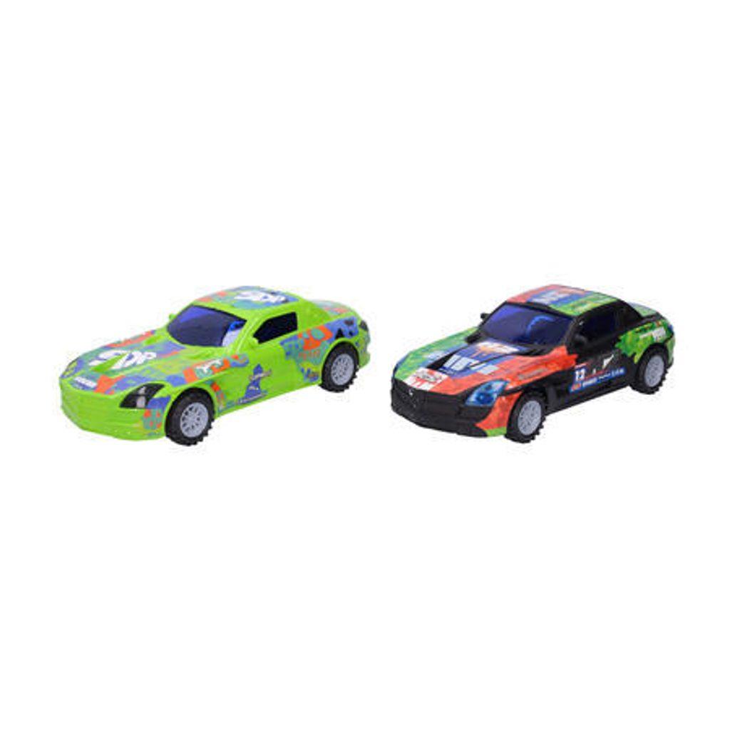 Auto se světelnými a zvukovými efekty 28 cm, WIKY, 111437