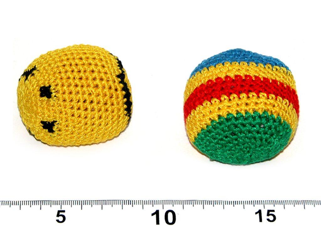 Hakysak barevný 5cm, Wiky, W116289
