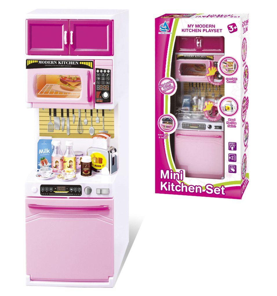 Kuchyňka s efekty, Wiky, W006647