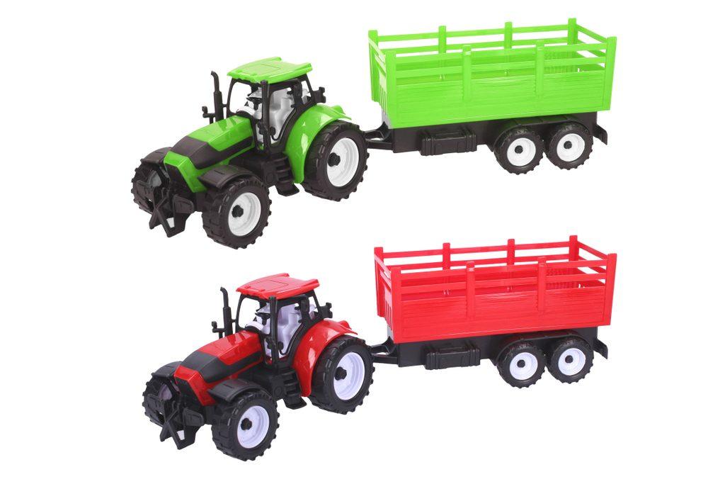 Traktor s vlečkou 39 cm, Wiky Vehicles, W111236