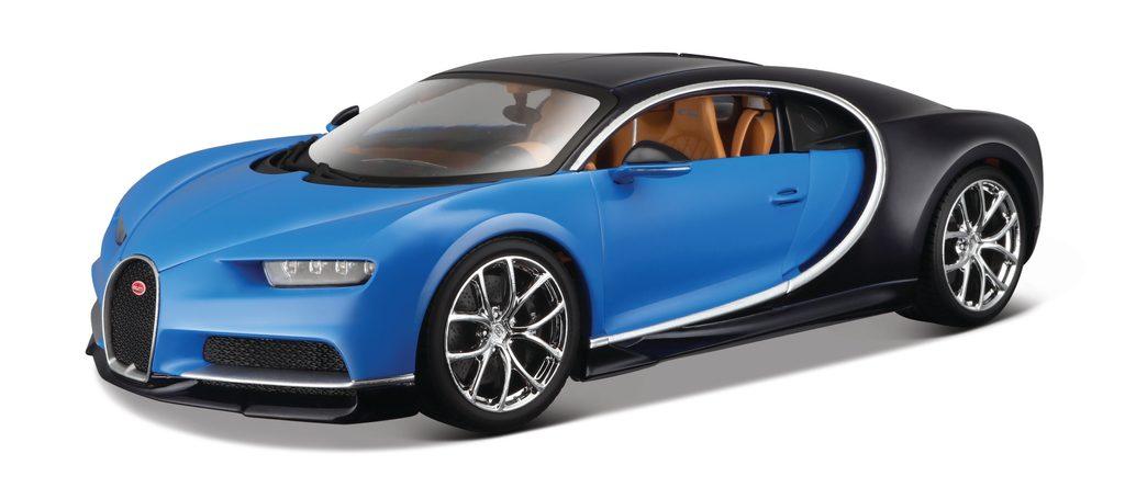 Bburago 1:18 Plus Bugatti Chiron, Bburago, W102376