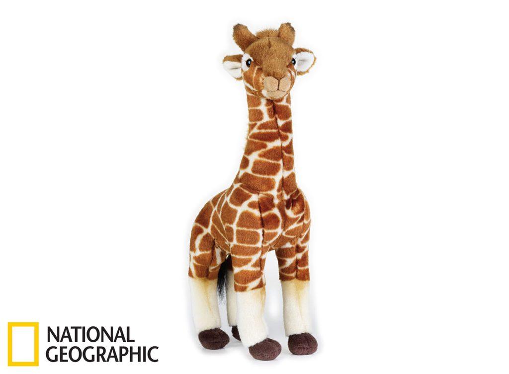 National Geografic Zvířátka ze savany 770718 Žirafa 35 cm, National Geographic, W011610