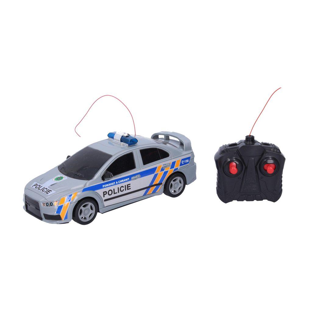 Auto policejní ČR RC 23 cm, Wiky RC, W001828