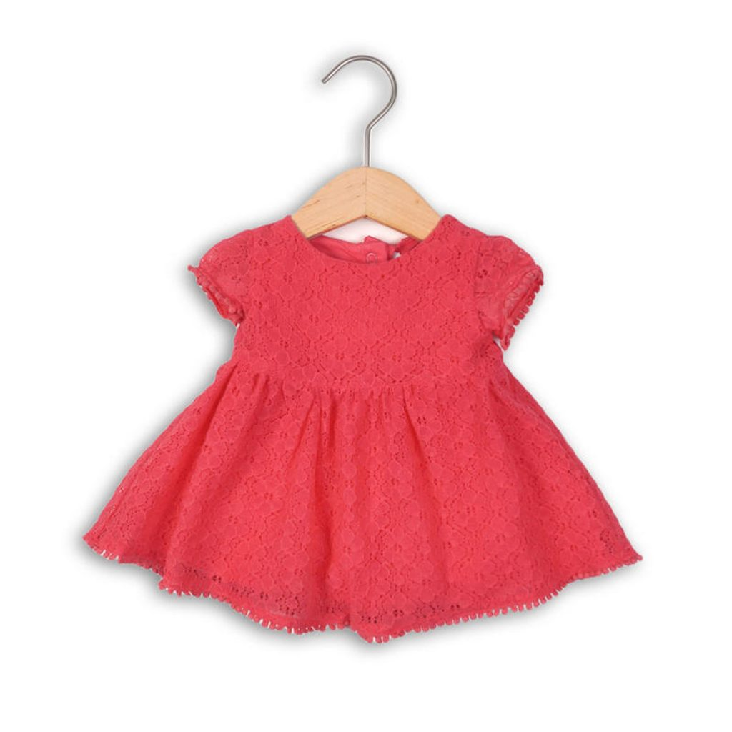 šaty dívčí, Minoti, BELLA 3, fuchsia - 62/68