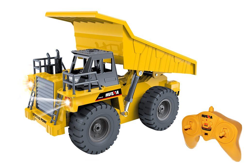Důlní nákladní sklápěč RC, Wiky RC, W110890