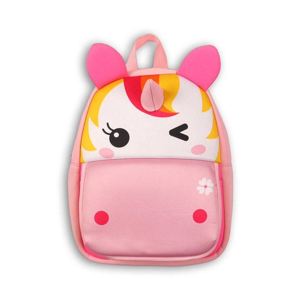 Batoh unicorn, Minoti, BAG 8, růžová