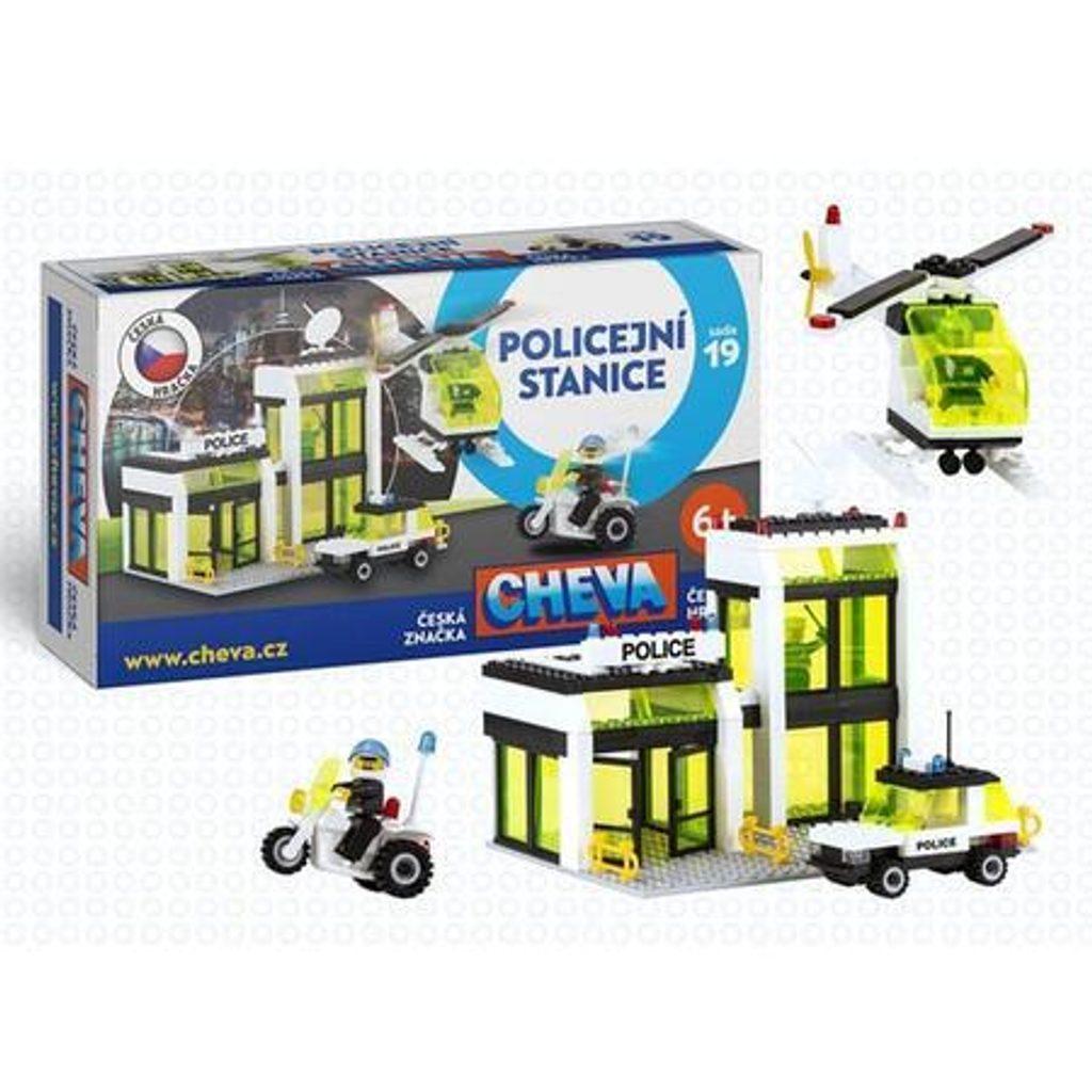Cheva 19 - Policejní stanice, Chemoplast, W551019