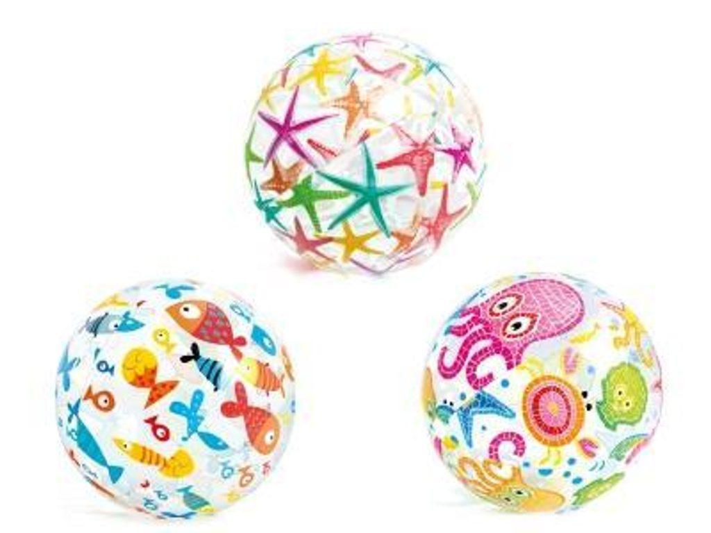 Nafukovací míč LIVELY 51cm, INTEX, 159040