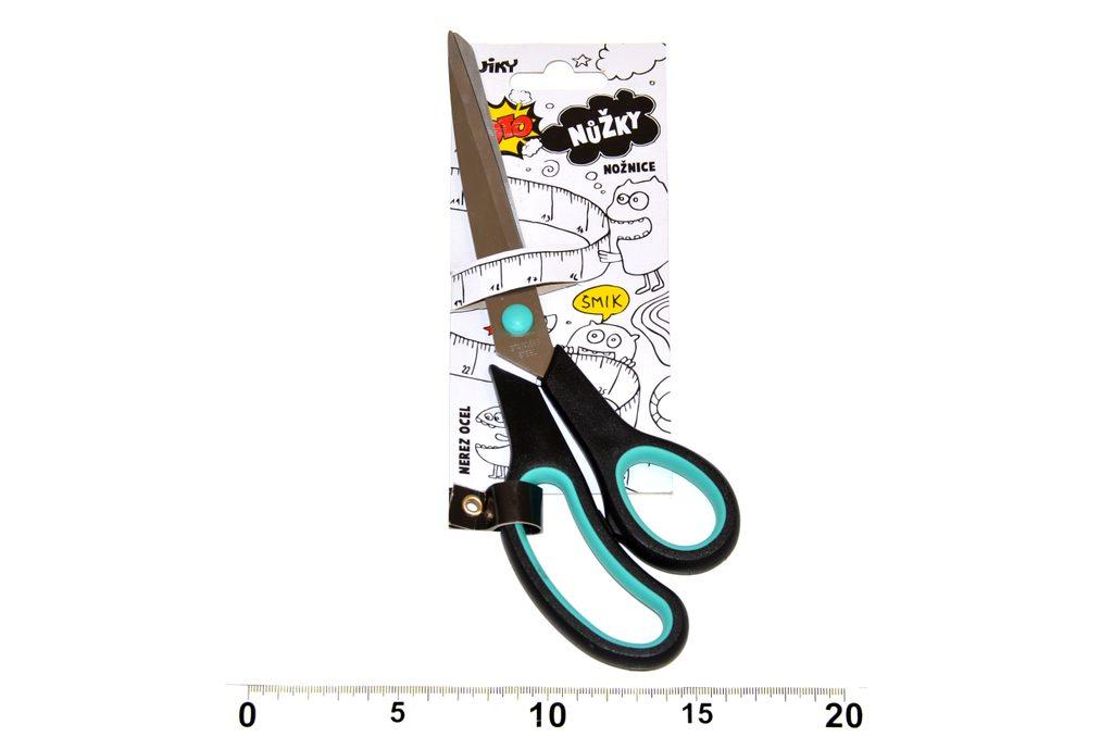 Nůžky Lux 24,5cm, TOTO, W833404