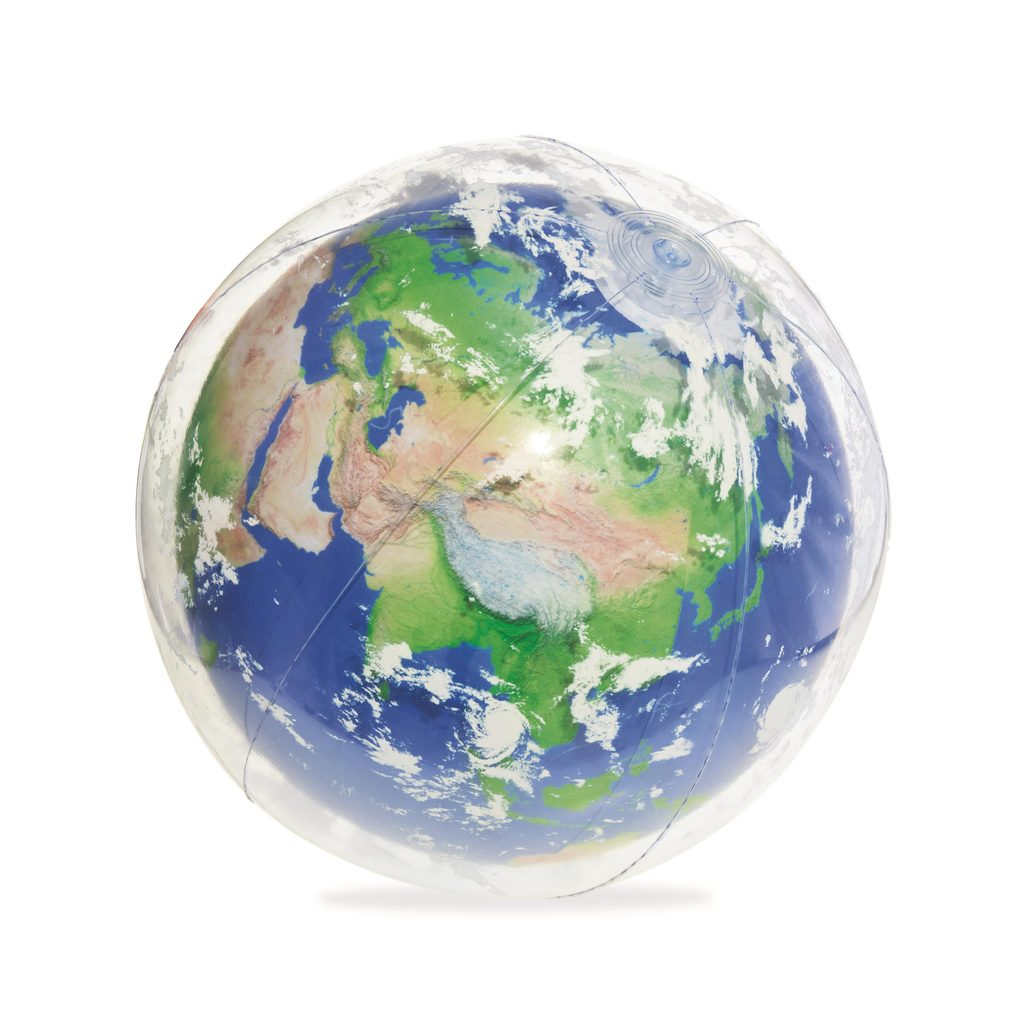 Plážový míč atlas, 61 cm, Bestway, W004655