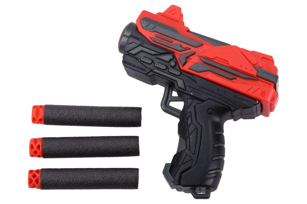 Pistole na pěnové náboje, Wiky, W111313