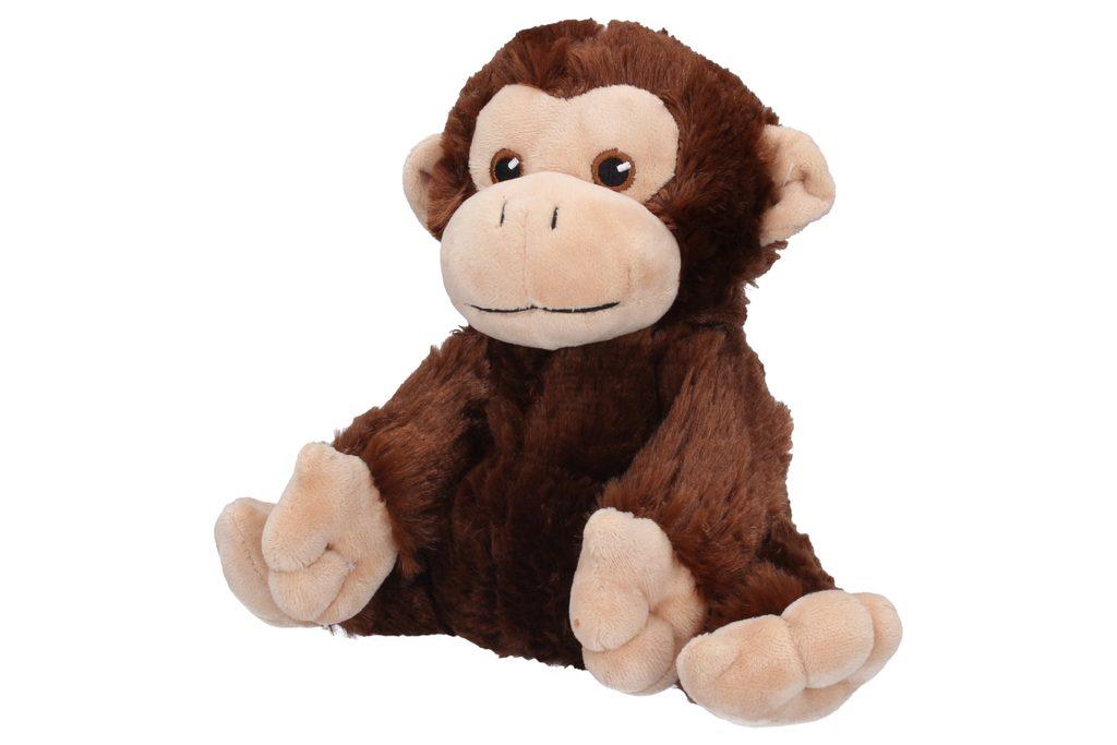 Hřejivý plyšák s vůní - opice 25 cm, Wiky, W008177
