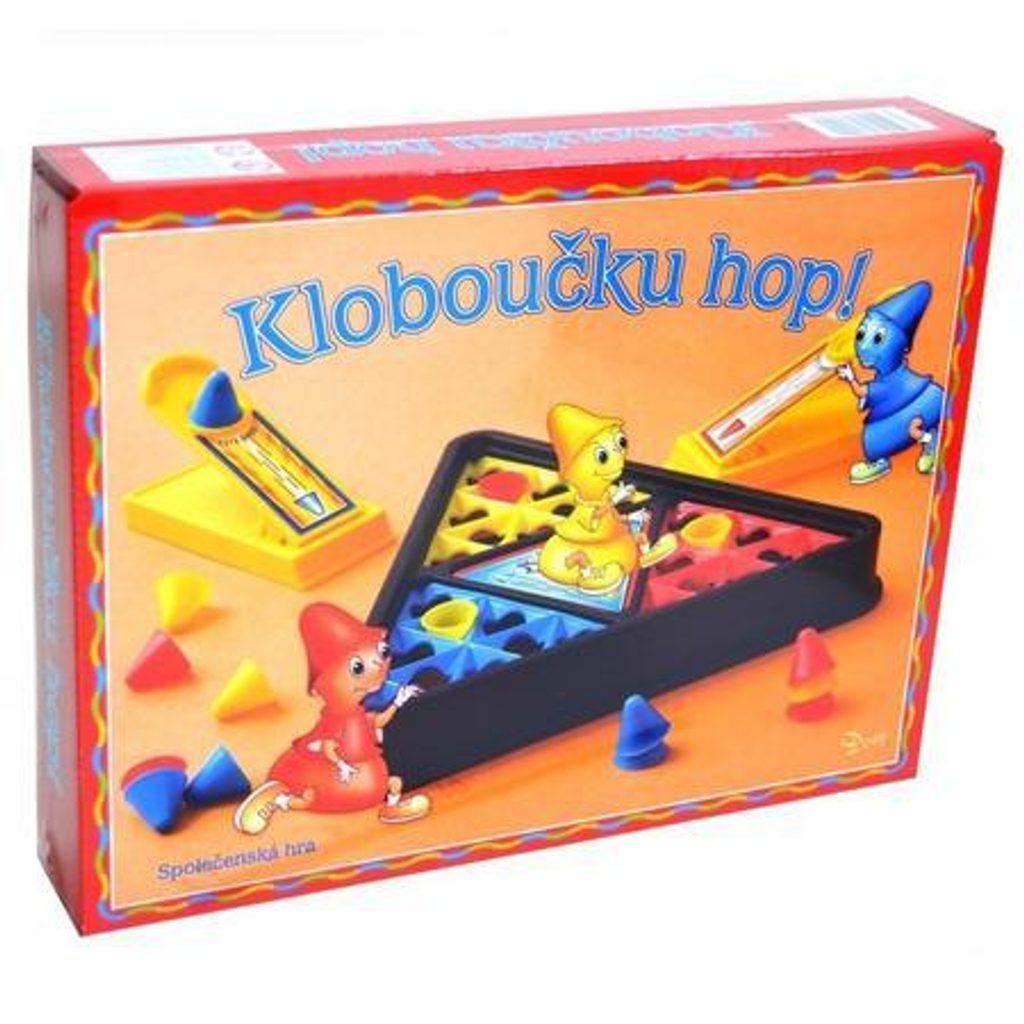 Hra Kloboučku hop, Wiky, W209053