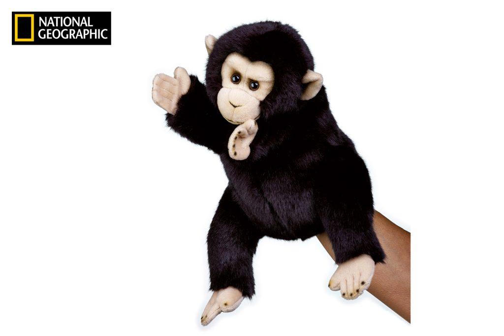 National Geographic maňásek Šimpanz, National Geographic, W011132