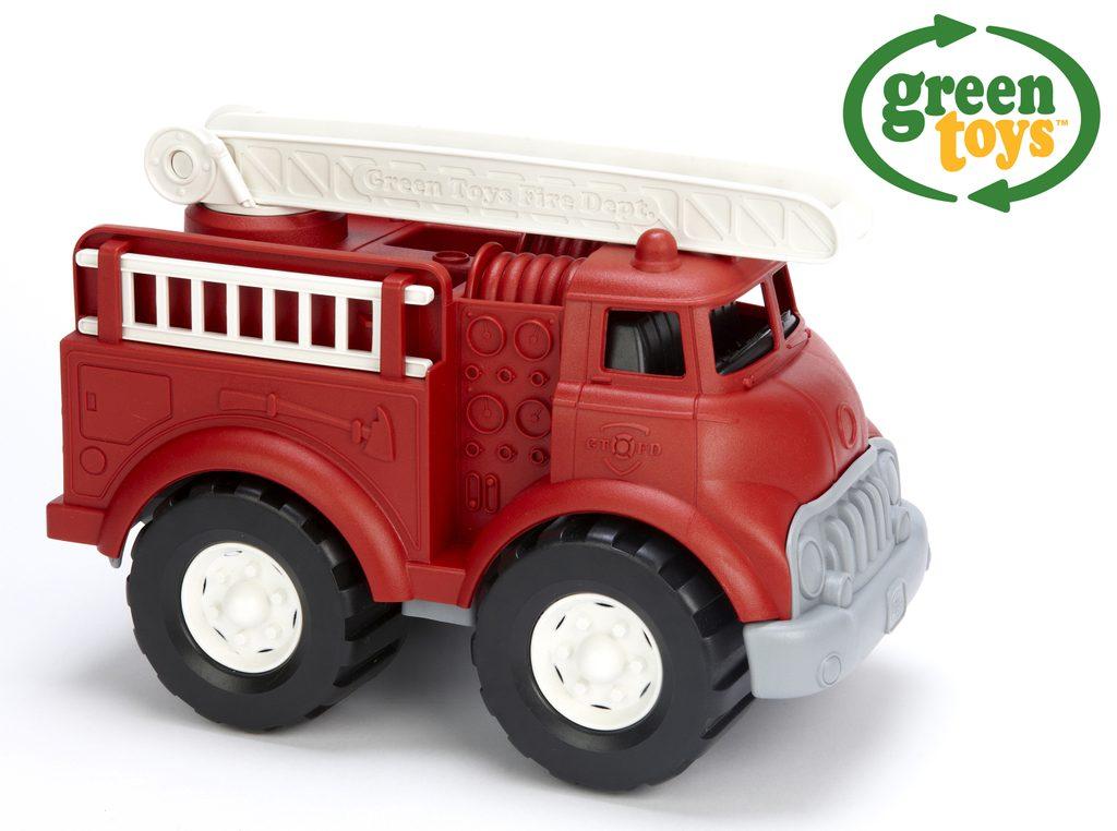 Green Toys Hasičský vůz, Green Toys, W009299