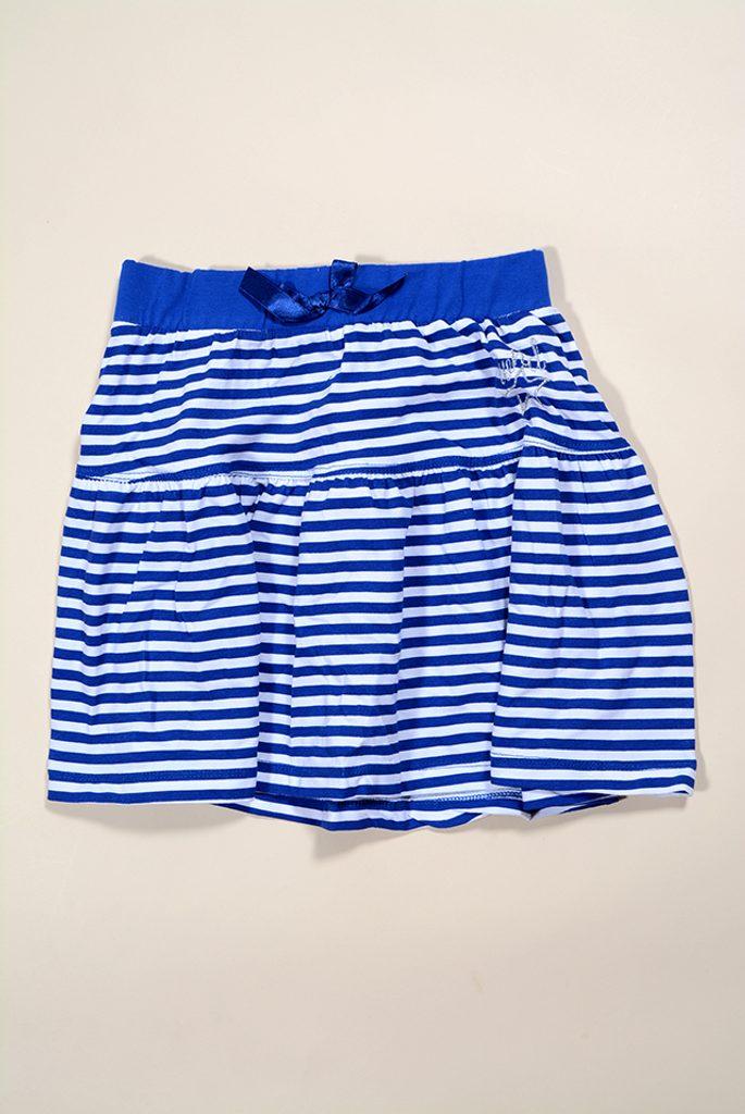 šaty letní dívčí, Wendee, DY17115-1, modrá - 98