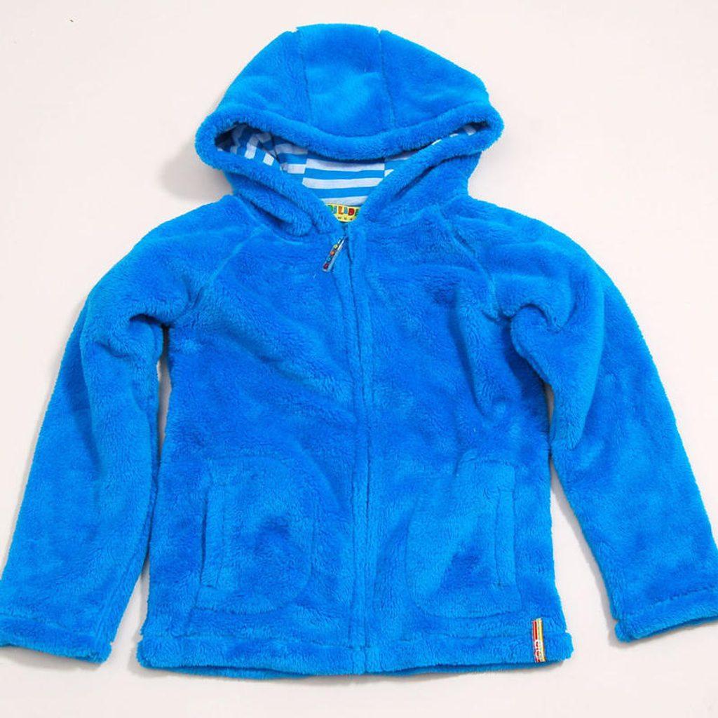 mikina chlapecká s kapucí, Pidilidi, PD714, modrá - 104