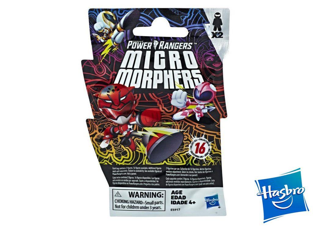 Power Rangers Micro Překvapení v sáčku, Hasbro, W004399