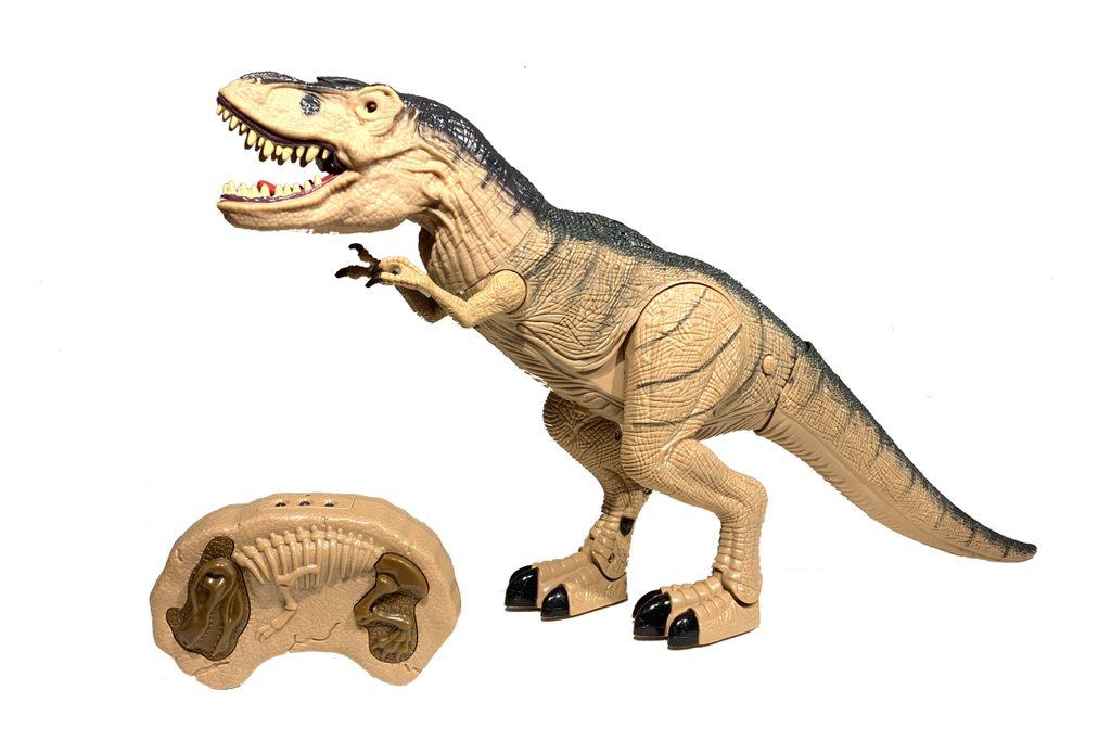 Dinosaurus RC na dálkové ovládání 47 cm, Wiky RC, W008062