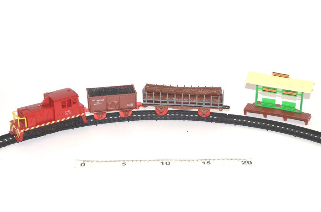 Vlak nákladní 205 cm, Wiky Vehicles, W111052