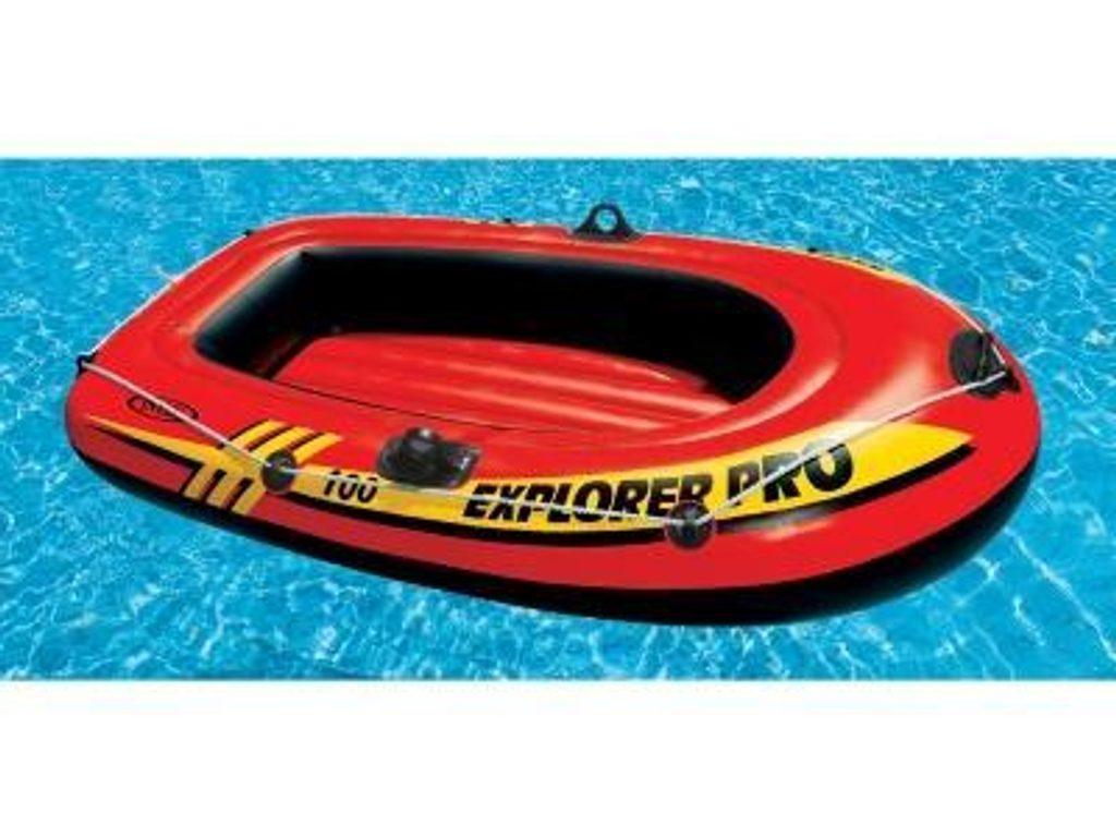 Člun Explorer pro 160x94x29cm, INTEX, 158355