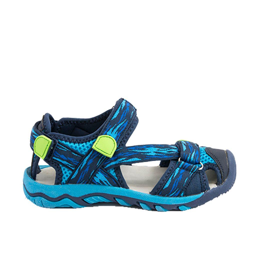 dětské sandály, Bugga, B00161-04, modrá - 38