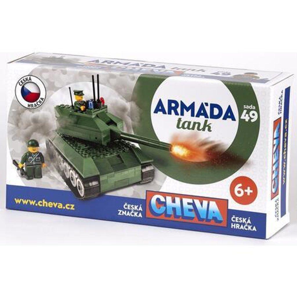 Cheva 49 - Tank, Chemoplast, W551049