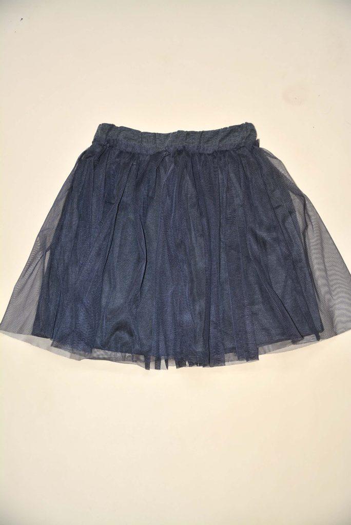 sukně dívčí, Wendee, ozfb17172-1, šedá - 116