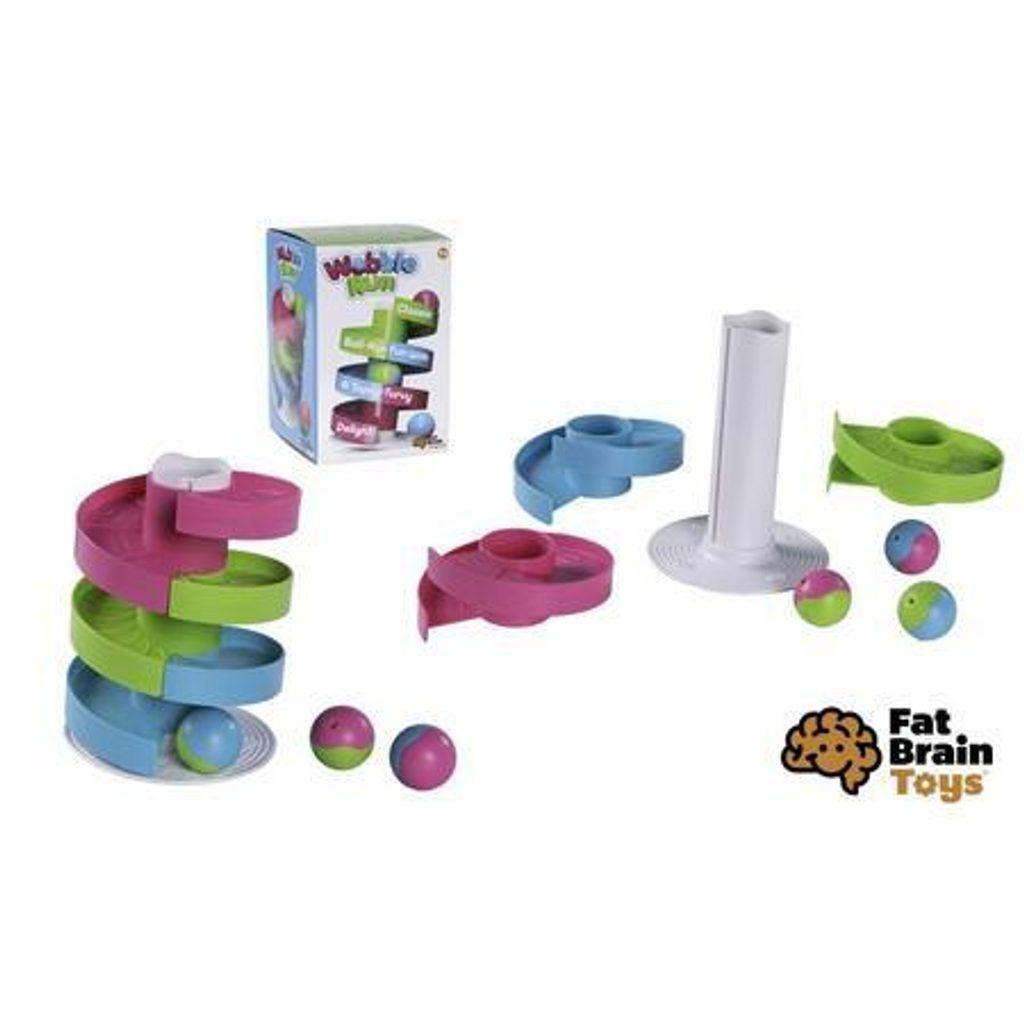 Fat Brain Kuličková dráha WobbleRun, Fat Brain, W010240