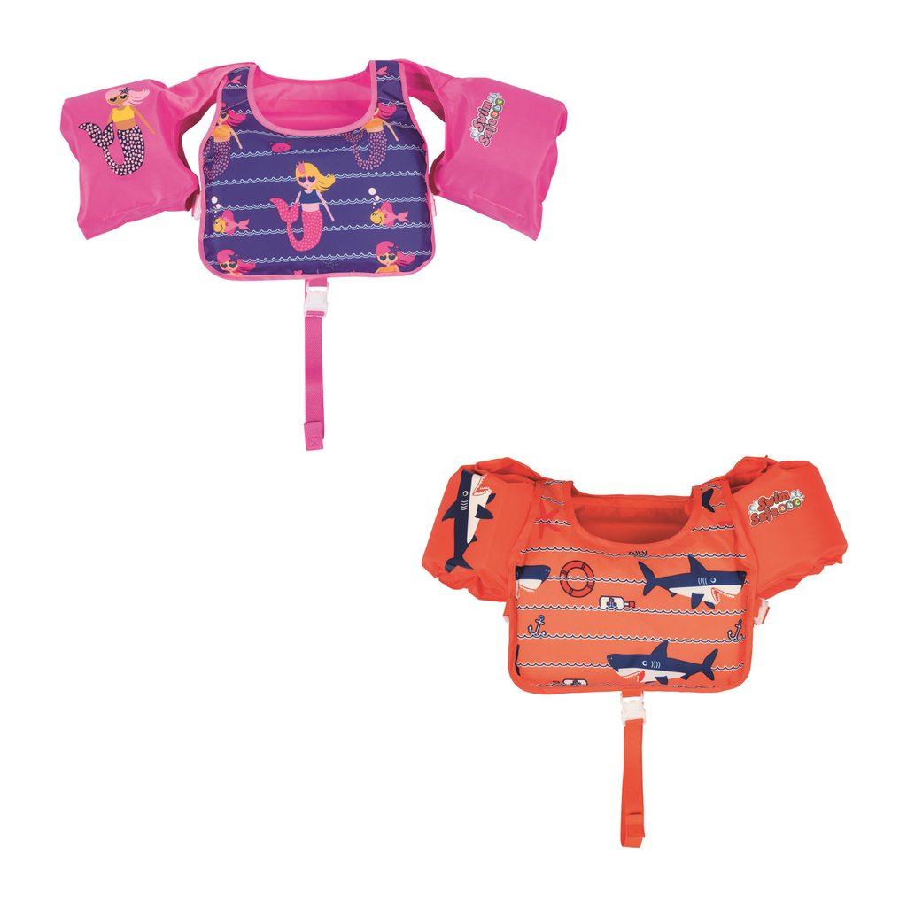 Plovací vesta s rukávky, Bestway, W004664