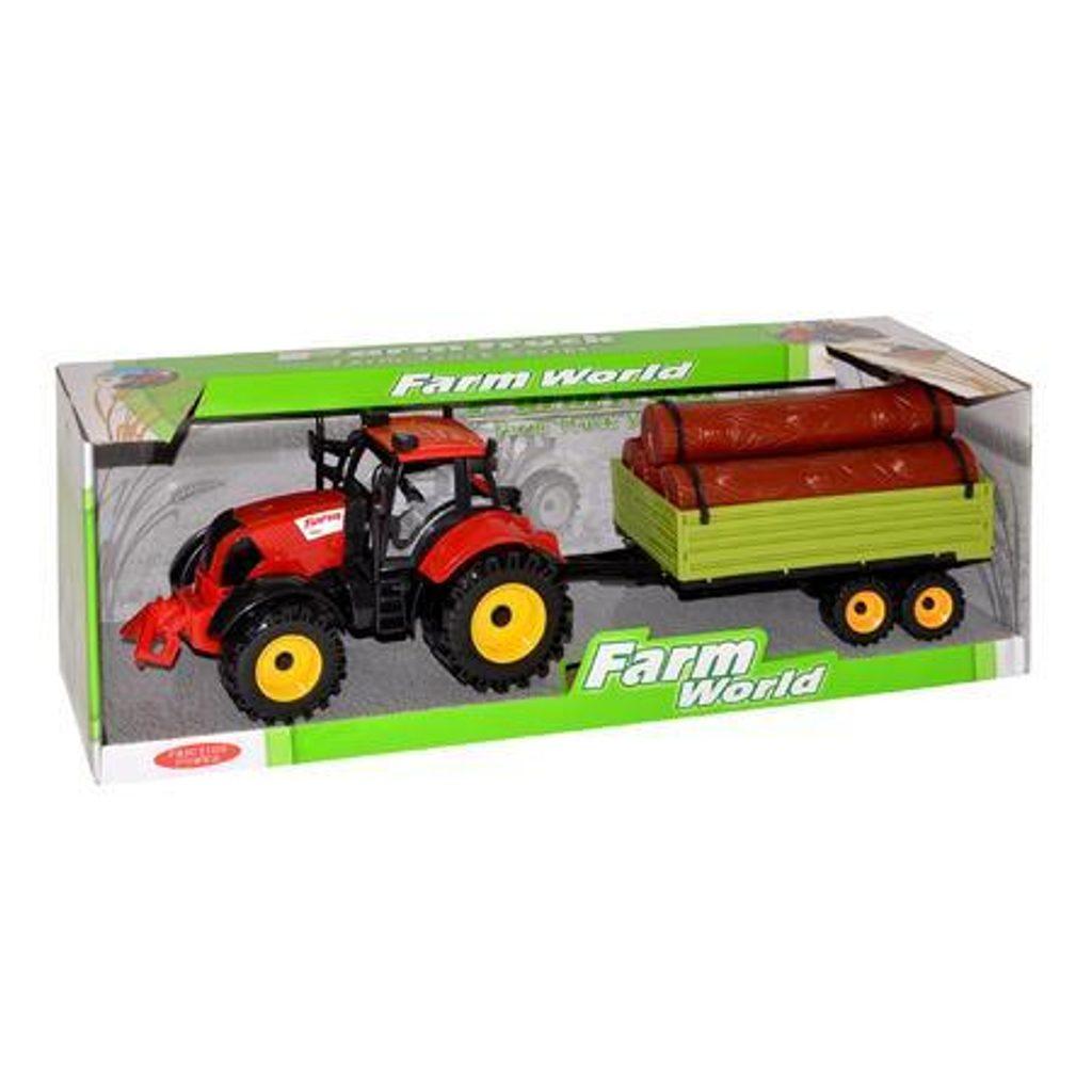Traktor s postřikem kovový 17 cm, Wiky Vehicles, W005279